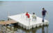 Complete Dock Packages: Connect a Dock - 12' x 8' Dock High Profile